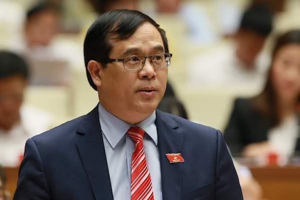 Đại biểu Nguyễn Quốc Hưng